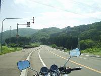 レンタルバイクでツーリング