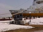 「津軽海峡冬景色」のモニュメント