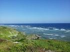波照間島・海辺