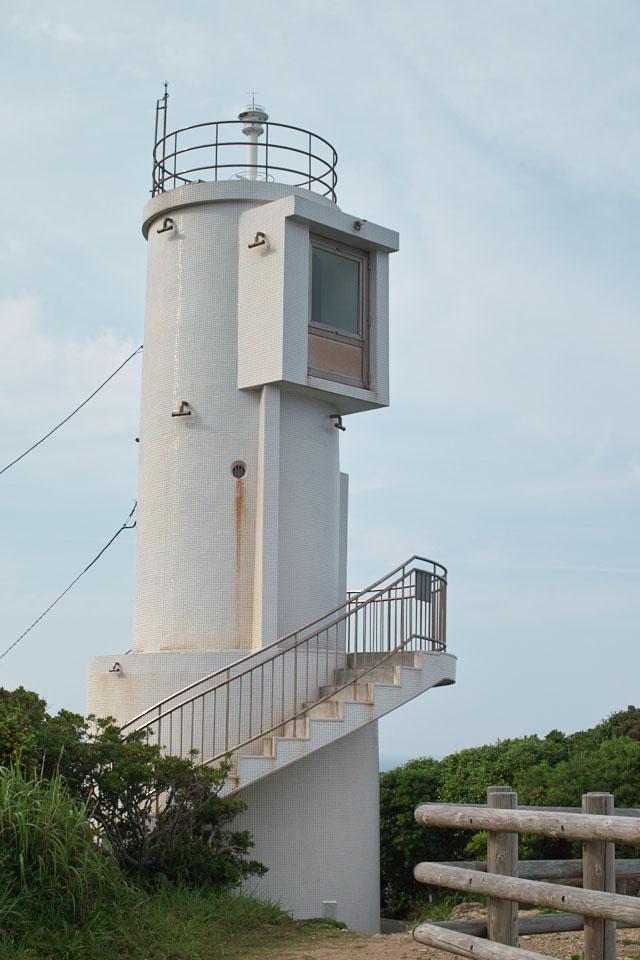 四国最東端の蒲生田岬灯台