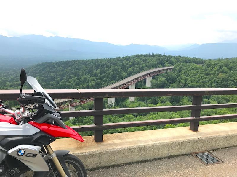 三国峠付近