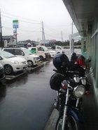 本厄オヤジの雨ツーリングin南九州
