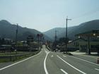 京都・周山街道(国道162号線)