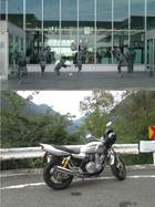 徳島県 祖谷のかずら橋ゃ ゆらゆらゆれど…