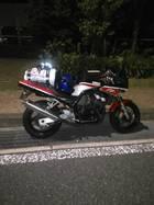 FZ400で行く和歌山弾丸ツアー!!