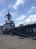 イージス艦を求めて 舞鶴海上自衛隊基地ツーリング