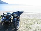 中編 2006/10/9 ウラルサイドカー東京発・琵琶湖・日本海 ツーリングレポート